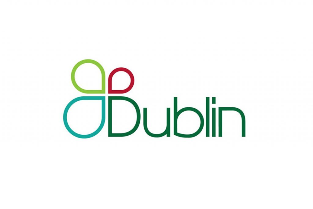 Branding for the City of Dublin and new looking logo